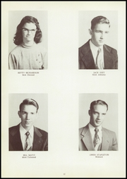 Page 16, 1953 Edition, Richland High School - Jackette Yearbook (Richland, GA) online yearbook collection