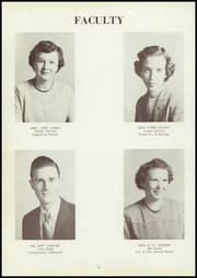 Page 8, 1953 Edition, Richland High School - Jackette Yearbook (Richland, GA) online yearbook collection