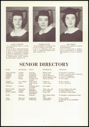 Page 11, 1954 Edition, Richland High School - Jackette Yearbook (Richland, GA) online yearbook collection