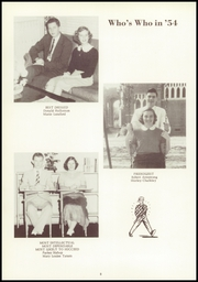 Page 12, 1954 Edition, Richland High School - Jackette Yearbook (Richland, GA) online yearbook collection
