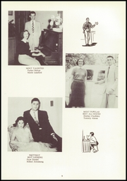 Page 13, 1954 Edition, Richland High School - Jackette Yearbook (Richland, GA) online yearbook collection