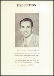 Page 7, 1954 Edition, Richland High School - Jackette Yearbook (Richland, GA) online yearbook collection