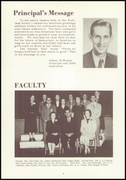 Page 8, 1954 Edition, Richland High School - Jackette Yearbook (Richland, GA) online yearbook collection