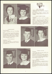 Page 9, 1954 Edition, Richland High School - Jackette Yearbook (Richland, GA) online yearbook collection