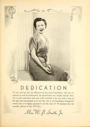 Page 7, 1939 Edition, Girls High School - Stylus Yearbook (Decatur, GA) online yearbook collection