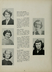 Page 10, 1951 Edition, Goliad High School - Mission Yearbook (Goliad, TX) online yearbook collection