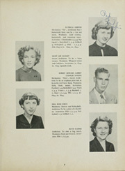Page 11, 1951 Edition, Goliad High School - Mission Yearbook (Goliad, TX) online yearbook collection