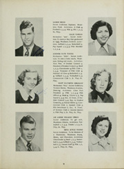 Page 13, 1951 Edition, Goliad High School - Mission Yearbook (Goliad, TX) online yearbook collection