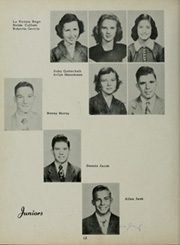 Page 16, 1951 Edition, Goliad High School - Mission Yearbook (Goliad, TX) online yearbook collection