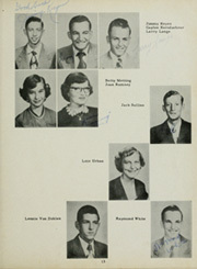 Page 17, 1951 Edition, Goliad High School - Mission Yearbook (Goliad, TX) online yearbook collection