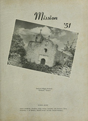 Page 5, 1951 Edition, Goliad High School - Mission Yearbook (Goliad, TX) online yearbook collection