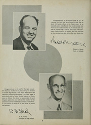 Page 6, 1951 Edition, Goliad High School - Mission Yearbook (Goliad, TX) online yearbook collection