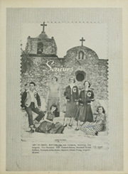 Page 9, 1951 Edition, Goliad High School - Mission Yearbook (Goliad, TX) online yearbook collection