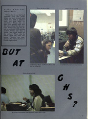 Page 15, 1981 Edition, Goliad High School - Mission Yearbook (Goliad, TX) online yearbook collection