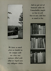 Page 10, 1962 Edition, University of South Carolina Columbia - Garnet and Black Yearbook (Columbia, SC) online yearbook collection