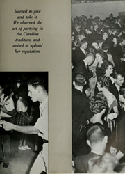 Page 13, 1962 Edition, University of South Carolina Columbia - Garnet and Black Yearbook (Columbia, SC) online yearbook collection