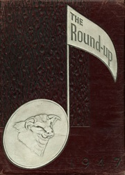 Page 1, 1947 Edition, Hereford High School - Round Up Yearbook (Hereford, TX) online yearbook collection