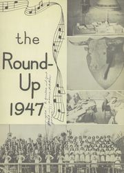 Page 7, 1947 Edition, Hereford High School - Round Up Yearbook (Hereford, TX) online yearbook collection