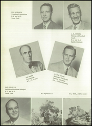Page 14, 1955 Edition, Hereford High School - Round Up Yearbook (Hereford, TX) online yearbook collection