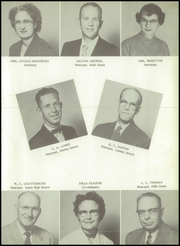 Page 15, 1955 Edition, Hereford High School - Round Up Yearbook (Hereford, TX) online yearbook collection