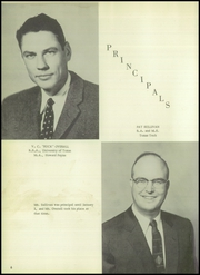 Page 10, 1956 Edition, Hereford High School - Round Up Yearbook (Hereford, TX) online yearbook collection