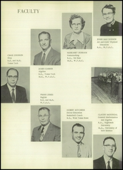 Page 14, 1956 Edition, Hereford High School - Round Up Yearbook (Hereford, TX) online yearbook collection
