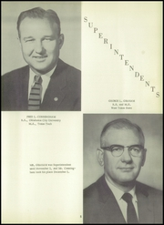 Page 9, 1956 Edition, Hereford High School - Round Up Yearbook (Hereford, TX) online yearbook collection
