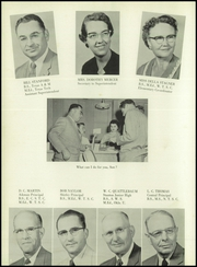 Page 12, 1957 Edition, Hereford High School - Round Up Yearbook (Hereford, TX) online yearbook collection