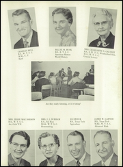 Page 13, 1957 Edition, Hereford High School - Round Up Yearbook (Hereford, TX) online yearbook collection