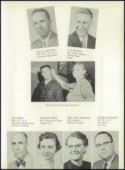 Page 17, 1957 Edition, Hereford High School - Round Up Yearbook (Hereford, TX) online yearbook collection