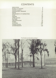 Page 9, 1959 Edition, Savannah Country Day School - Country Data Yearbook (Savannah, GA) online yearbook collection