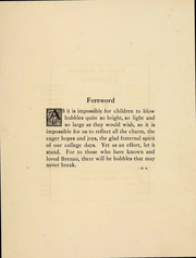 Page 13, 1910 Edition, Brenau University - Bubbles Yearbook (Gainesville, GA) online yearbook collection
