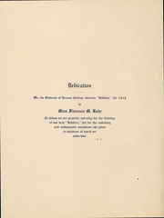 Page 7, 1910 Edition, Brenau University - Bubbles Yearbook (Gainesville, GA) online yearbook collection