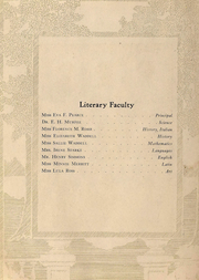 Page 15, 1912 Edition, Brenau University - Bubbles Yearbook (Gainesville, GA) online yearbook collection