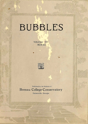 Page 3, 1912 Edition, Brenau University - Bubbles Yearbook (Gainesville, GA) online yearbook collection