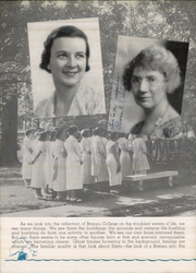 Page 8, 1940 Edition, Brenau University - Bubbles Yearbook (Gainesville, GA) online yearbook collection
