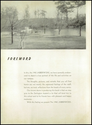 Page 6, 1942 Edition, Darlington School - Jabberwock Yearbook (Rome, GA) online yearbook collection