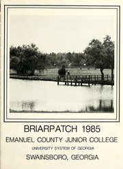 Page 7, 1985 Edition, East Georgia College - Briarpatch Yearbook (Swainsboro, GA) online yearbook collection