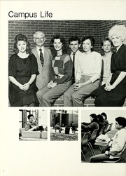 Page 8, 1985 Edition, East Georgia College - Briarpatch Yearbook (Swainsboro, GA) online yearbook collection