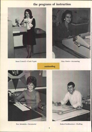 Page 10, 1969 Edition, Marietta Cobb Area Vocational Technical School - Beacon Yearbook (Marietta, GA) online yearbook collection