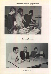 Page 8, 1969 Edition, Marietta Cobb Area Vocational Technical School - Beacon Yearbook (Marietta, GA) online yearbook collection
