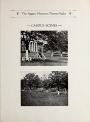 Page 11, 1928 Edition, University of West Georgia - Chieftain Yearbook (Carrollton, GA) online yearbook collection