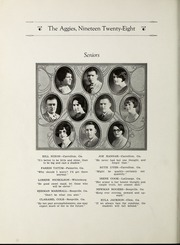 Page 14, 1928 Edition, University of West Georgia - Chieftain Yearbook (Carrollton, GA) online yearbook collection
