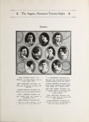 Page 15, 1928 Edition, University of West Georgia - Chieftain Yearbook (Carrollton, GA) online yearbook collection