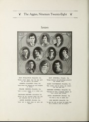 Page 16, 1928 Edition, University of West Georgia - Chieftain Yearbook (Carrollton, GA) online yearbook collection