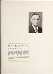 Page 9, 1936 Edition, University of West Georgia - Chieftain Yearbook (Carrollton, GA) online yearbook collection