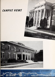 Page 15, 1940 Edition, University of West Georgia - Chieftain Yearbook (Carrollton, GA) online yearbook collection
