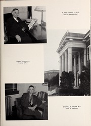 Page 15, 1942 Edition, University of West Georgia - Chieftain Yearbook (Carrollton, GA) online yearbook collection