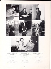 Page 16, 1944 Edition, University of West Georgia - Chieftain Yearbook (Carrollton, GA) online yearbook collection