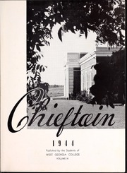 Page 7, 1944 Edition, University of West Georgia - Chieftain Yearbook (Carrollton, GA) online yearbook collection
